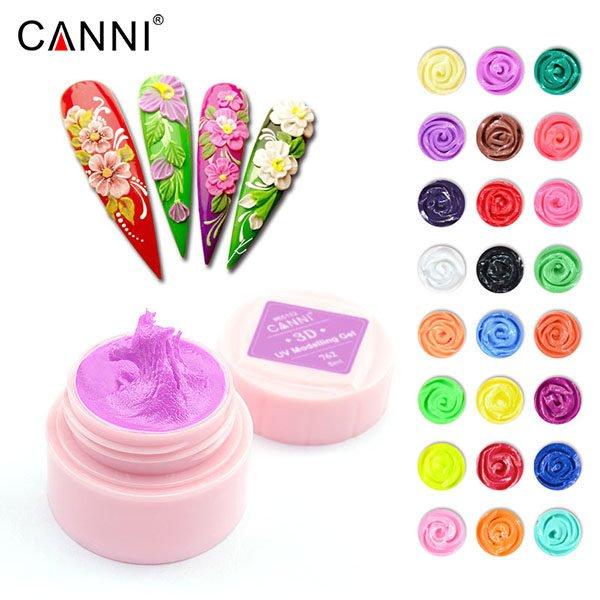 CANNI 3D MODELING GEL