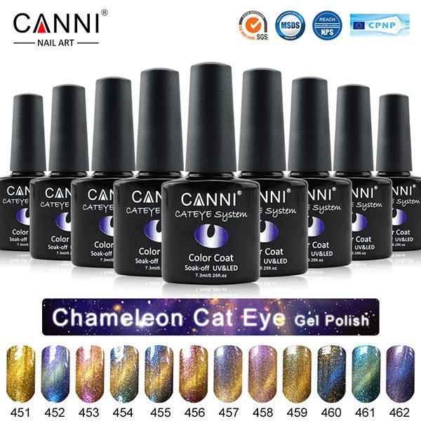 CANNI CHAMELEON CAT EYE GEL