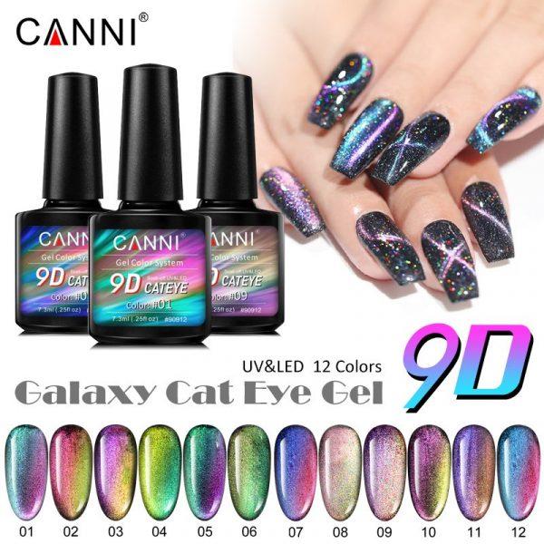 CANNI 9D CAT EYE
